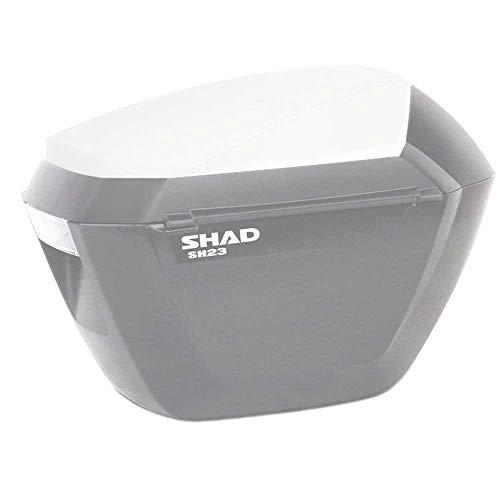SHAD - D1B23ER/214 : SHAD - D1B23ER/214 : Recambio embellecedor tapa baul maleta varios colores SH23 COLOR SIN PINTAR