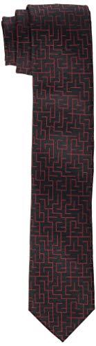 HUGO Mens Tie cm 6 Necktie, Open Pink (693), ONESI