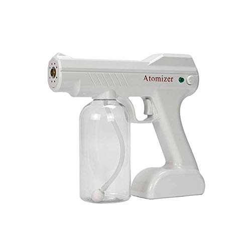 Pistola de pulverización desinfectante nano eléctrica, máquina de infusión eléctrica portátil800ml, máquina de nebulización eléctrica portátil, pulverizador desinfectante de mano, pistola de pulveriza