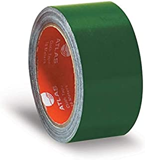 "Atlas Cloth Tape, Green - 1""X25M (25Mm)"