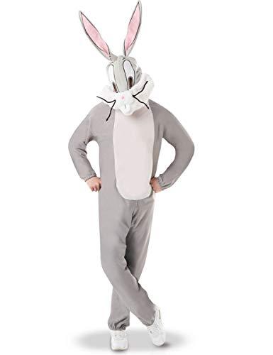 Bugs - Disfraz Bunny para hombre, talla nica (211678)