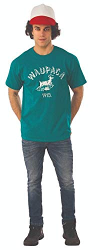 Rubies Dustin Waupaca Costume Shirt...