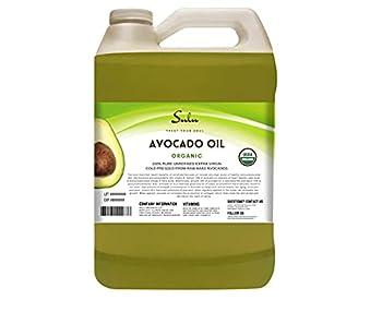 cold pressed avocado oil