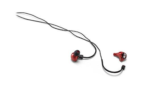 Astell&KernIEM-JHAudioTHESIRENSERIES-BillieJean[Red]2way2BAドライバーイヤホンfreqphaseテクノロジー搭載