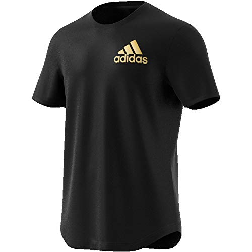 adidas M SID Tee CT Tricot Homme, Noir, L