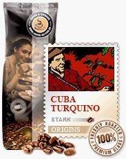 Coffee-Nation Cuba Turquino Lavado 1000g Bohnen | Spitzenqualität | Kaffeeliebhaber