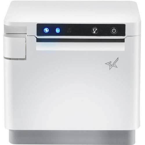 Star Micronics mC-Print3 Térmico POS printer - Terminal de punto de venta (Térmico, POS printer, 250 mm/s, Blanco, 0.053 - 0.075 µm, 83 mm)