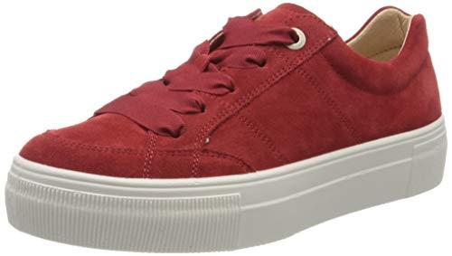 Legero Damen Lima Sneaker, Rot (Marte) 5000, 40 EU
