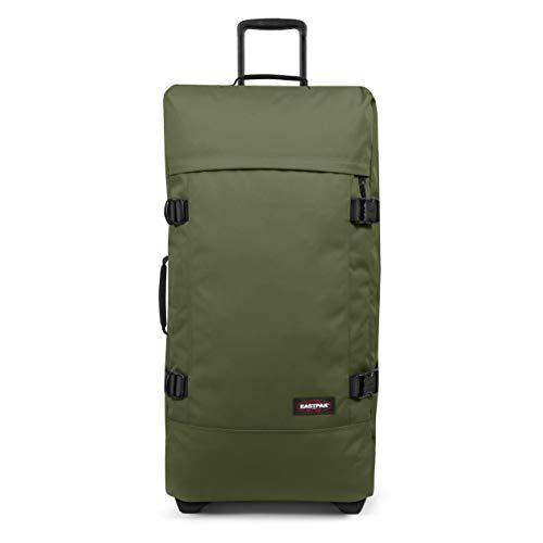 EASTPAK Tranverz L Suitcase, 79 cm, 121 L, Dark Grass (Green)