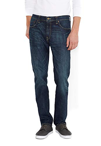 Levi's Herren 511 Slim Fit' Jeanshosen, Blau (Rain Shower 0709), 33W 34L EU