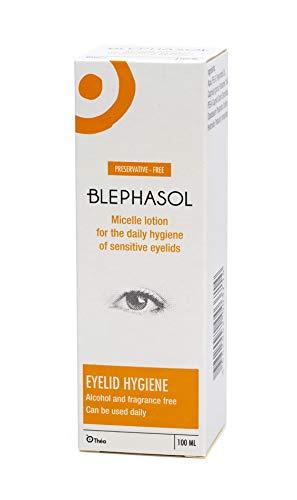 Blephasol Lotion 100ml Sensitive Eyelids Eye Lotion