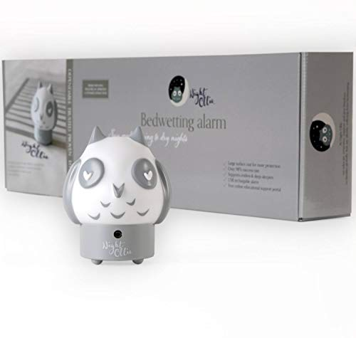 NIGHTOLLIE Trusted Safe BEDWETTING Alarm