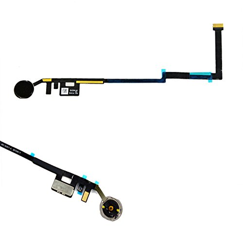 New Eaglestar Replacement Home Key Button Flex Cable for iPad 5th Gen 9.7