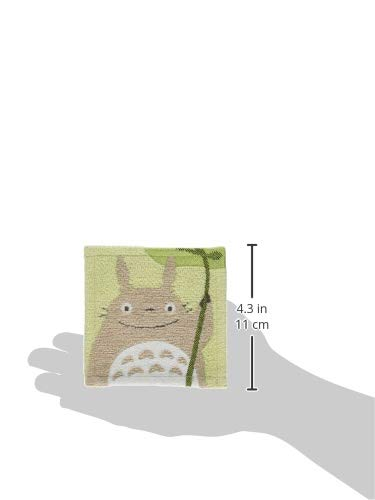 丸眞 コースター ジブリ となりのトトロ 10×10cm 季節のはじまり ゴブラン織り 1165016500 4枚入