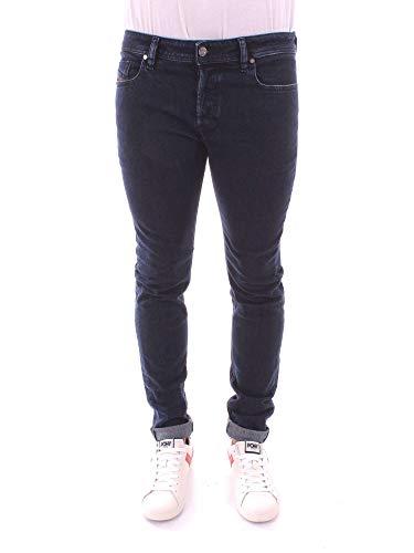 Diesel Herren Jeans Hose Sleenker Slim-Skinny Mens Jeanshose 084YD Stretch (W30/L32)