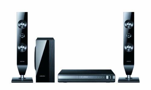 Samsung HT-D423H DVD-thuisbioscoopsysteem (USB, HDMI, 400W) parelzwart