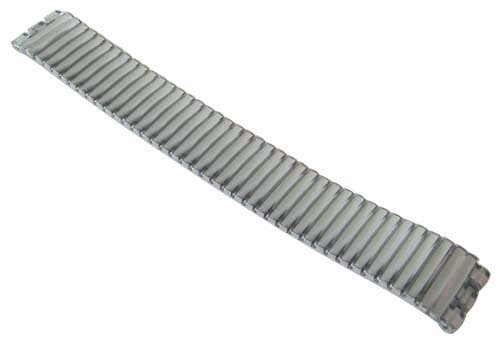 Swatch 17mm Flexarmband Power Steel - Large ASCN110A