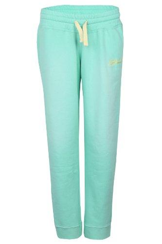 Ballzauber, Pantaloni Donna Pantaloni Tuta 2, Verde (Opal), XL