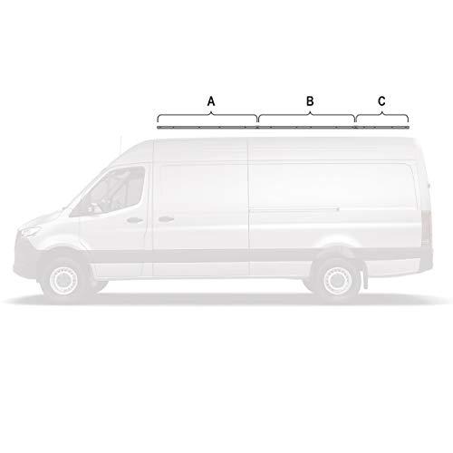 Vantech Compatible with Mercedes/Dodge Sprinter 170 Track (170 Wheel Base) Track