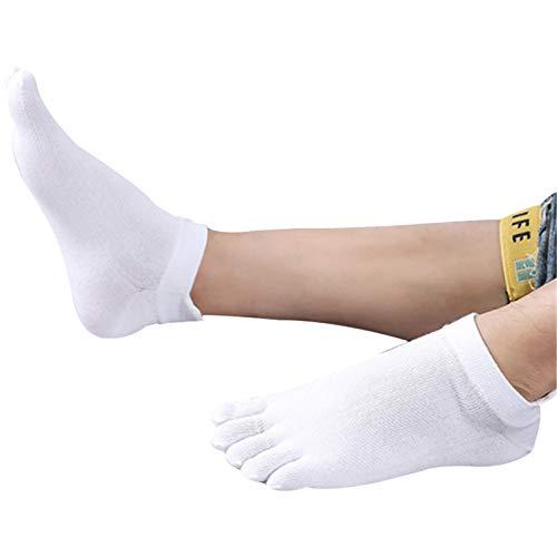 Calcetines de compresión ortopédicos para hombre, con forro ultra Low Cut Liner con pestaña de gel transpirable, para evitar que el pie se deslice.