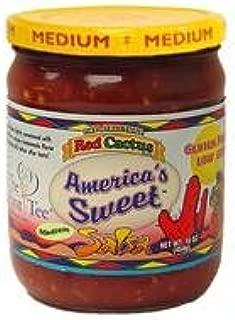 Best sweet cactus salsa Reviews