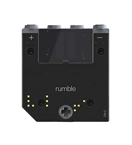 Teenage Engineering ZM-2 Rumble Erweiterungsmodul mit geräuschlosem Metronom für tragbaren OP-Z Synthesizer