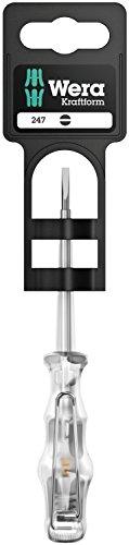 247 Einpoliger Spannungsprüfer SB, 1 x 70 mm, Wera 05100100001