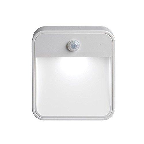 Mr Beams batteriebetriebenes LED-Nachtlicht mit Bewegungssensor weiß MB720