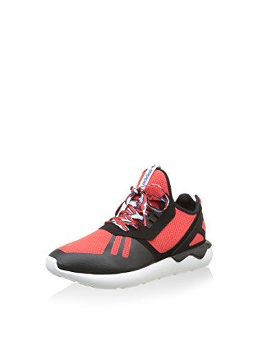 adidas Herren Tubular Runner Laufschuhe, rot/schwarz, 41 1/3 EU