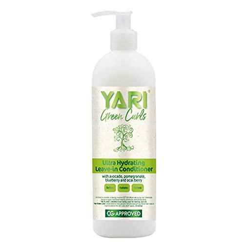 Leave In Ultra Hidratante Método Curly - Yari Green Curls - Ultra Hydrating Leave-in Conditioner 500ml