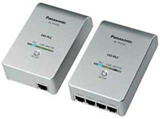 パナソニック PLCアダプター スタートパック プラグインタイプ BL-PA204KT