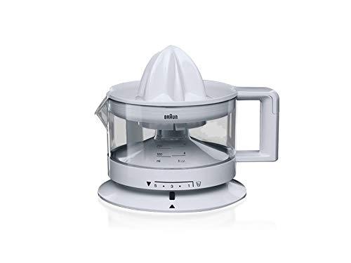 Exprimidor eléctrico BRAUN CJ3000 350ml, color blanco