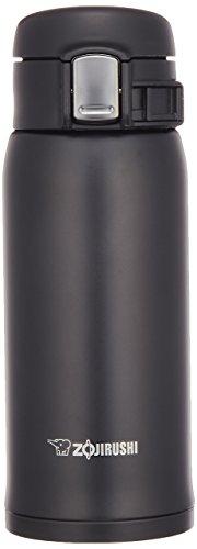 象印 ( ZOJIRUSHI ) 水筒 直飲み ステンレスマグ360mlブラック 軽量タイプ SM-SA36-BA