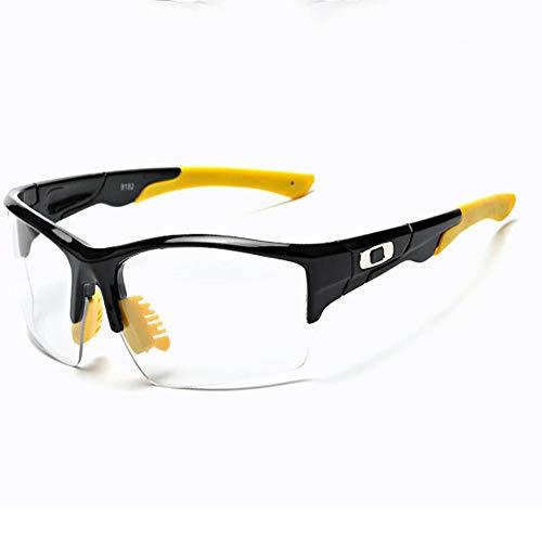 Sportzonnebril voor heren of dames, UV400 HD-beschermingslens.Zonnebrillen voor autorijden Ski Fietsen Vissen Hardlopen Golf Fietsen en alle buitenactiviteiten