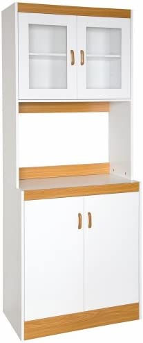 Top 10 Best microwave hutch Reviews