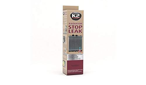 ZentimeX Kühler-Dichtmittel Kühlerdichter Kühlerdicht Kühlerdichtung Pulver-Leck-Dichtungsmittel Kühlwasserverlust Pulver Granulat 18,5g
