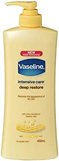 Vaseline Intensive Care Body Lotion Deep Restore, 400ml