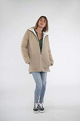 CARVE Designs Women's Benson Reversible Jacket, Birch, X-Large