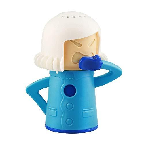 Cool Mama Kühlschrank Deodorizer Kühlschrank Reiniger Gefrierschrank Geruch Lufterfrischer Entferner, fügen Sie einfach Backpulver, Perfect Christmas Gift-Blue