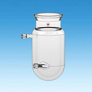 6475-20 - 2000 mL - Reaction Flask, Jacketed, Conical Flange, Ace Glass Incorporated - Each