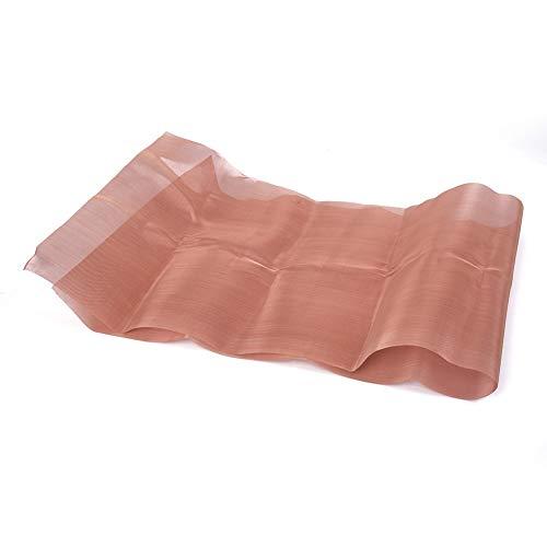 Rumors Filtersieb 12 * 36 Zoll 80 Mesh 200 Copper gewobenen Geflechtes Stoff Accesorios Coche Durable zuverlässig zu bedienen Filtersieb (Ships from : China)