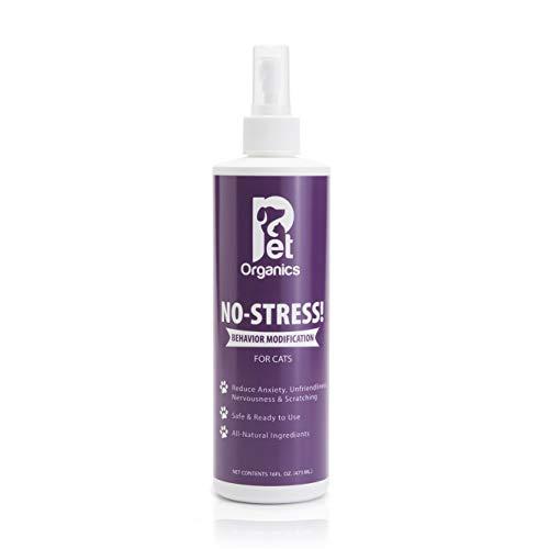 Pet Organics No-Stress Spray for Cats