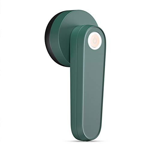 JenLn Trimmer de Pelota de Pelo Recargable Ropa para el hogar máquina de afilia de depilación máquina de depilación Afeitadora de Tela para Ropa (Color : Green, Size : 19x9x9cm)
