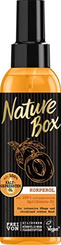 Nature Box Body Oil Aprikosen-Öl (1 x 150 ml)