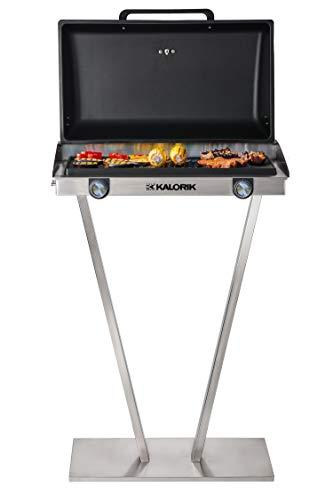 Team Kalorik 2881 TKG EBBQ 1002 L Barbecue électrique, 2500 W