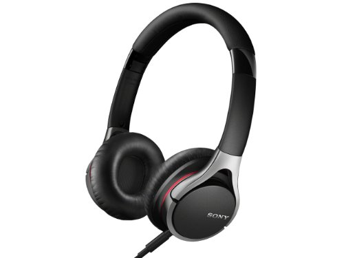 Price comparison product image Sony MDR-10RC Headphone - Black