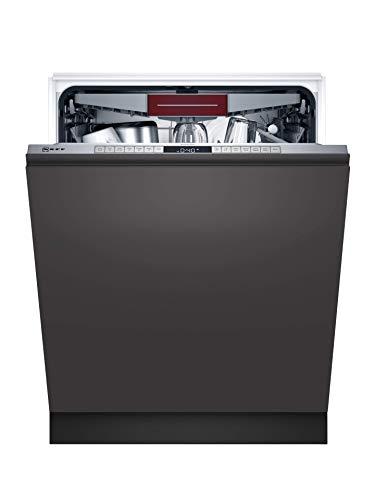Neff S155HCX29E N 50 Vollintegrierter Geschirrspüler, 14 Maßgedecke, 60cm