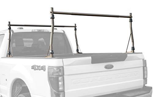 Z-RAK Roof Racks Adjustable and Universal Roof Rack, Stainless Steel Construction for Cargo Carrier, Truck Bed Tent, Kayak, Ladder Racks for Pickup Trucks