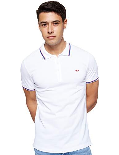 Diesel Men's Randy New Polo Shirt - White - XXL