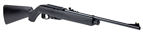 Crosman 1077 RepeatAir Semi-Automatic CO2-Powered .177-Caliber Pellet Air Rifle , Black